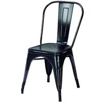 Silla-Mod.-Tolix-de-metal-antique-color-negro