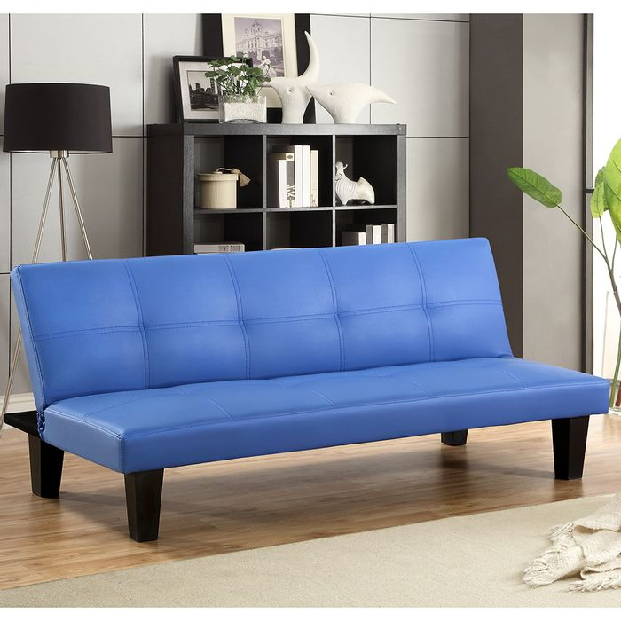 Sofa-cama-color-azul