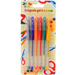 Boligrafos-con-gel--GRAFFITTI-6-colores