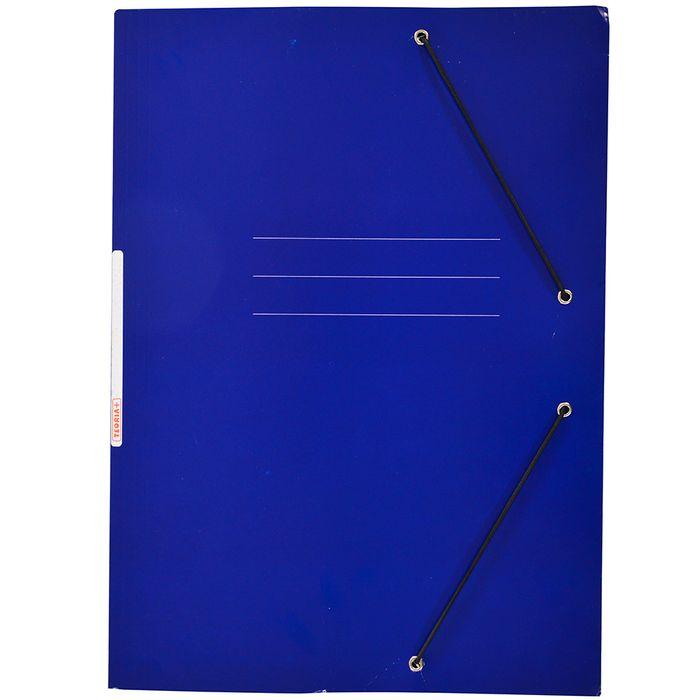 Carpeta-TEORIA--con-elastico-carton-azul