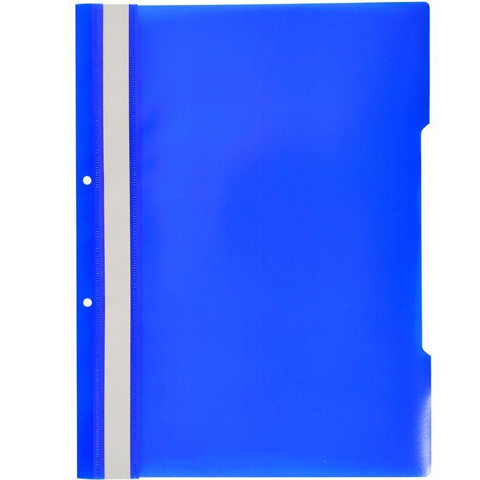 Carpeta-tapa-transparente-A4-azul