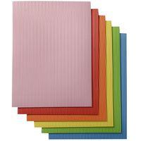 Goma-eva-CAMPUS-corrugada-A4-6-colores-2mm-de-espesor