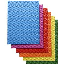 Goma-eva-CAMPUS-ondulada-A4-6-colores-2mm-de-espesor