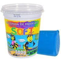 Masa-de-moldear-ACRILEX-soft-fluo-500g-azul