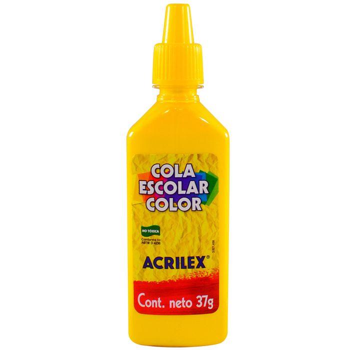 Goma-vinilica-ACRILEX-amarillo-37-g