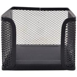 Porta-cubo-metalico-negro