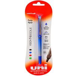 Lapicera-UNI-Needle-Vision-0.5-azul