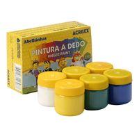 Pintura-para-dedo-ACRILEX-6-colores