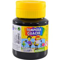 Tempera-escolar-ACRILEX-250-ml-negro