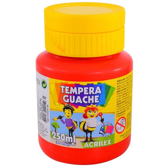 Tempera-escolar-ACRILEX-250-ml-rojo