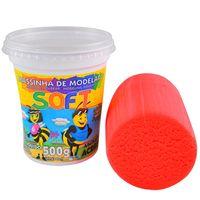 Masa-de-moldear-ACRILEX-soft-fluo-500g-rojo