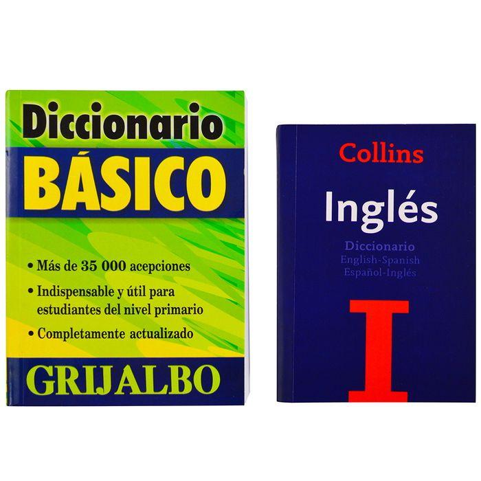 Pack-diccionario-basico-ingles-español