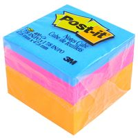 Block-POST-IT-mini-cubo-4.5-x-4.5-cm-400-hojas-fluo