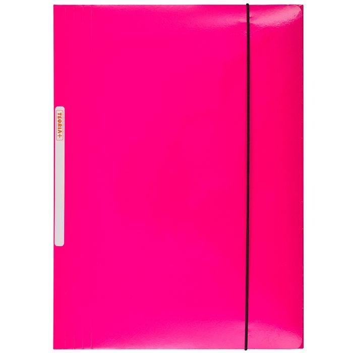 Carpeta-con-elastico-plastificada-TEORIA--rosada