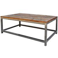 Mesa-de-comedor-en-madera-y-hierro-26x122x60-cm