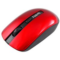 MOUSE-INALAMBRICO-HAVIT-HV-MS989-COLOR-ROJO-------