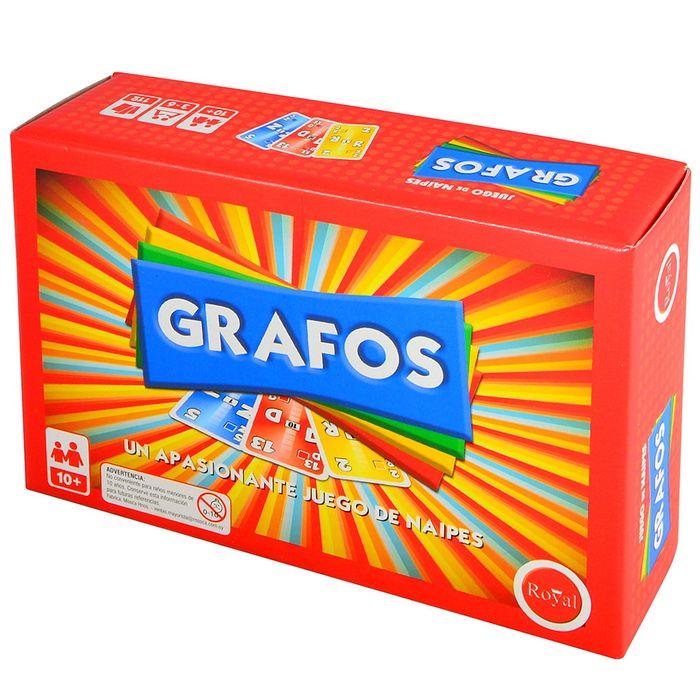 GRAFOS--------------------------------------------