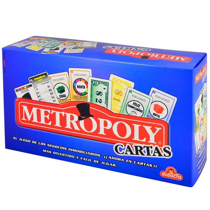 METROPOLY-CARTAS----------------------------------