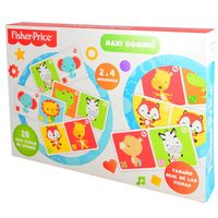MAXI-DOMINO-FISHER-PRICE--------------------------