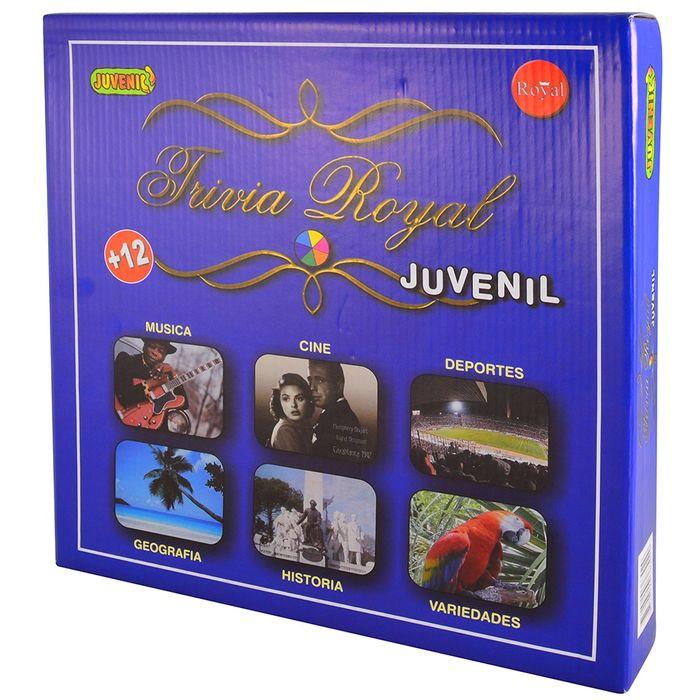 TRIVIA-ROYAL-JUVENIL------------------------------
