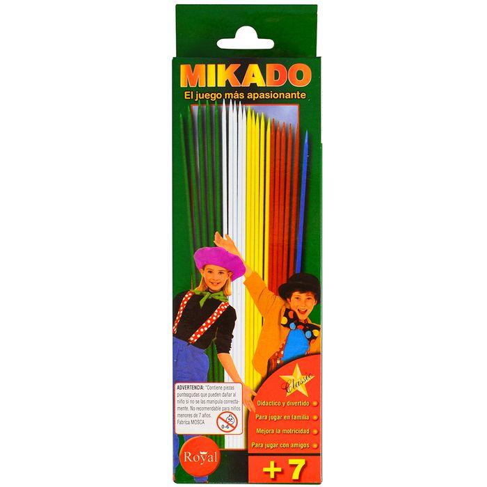 MIKADO---UN-1-UN----------------------------------