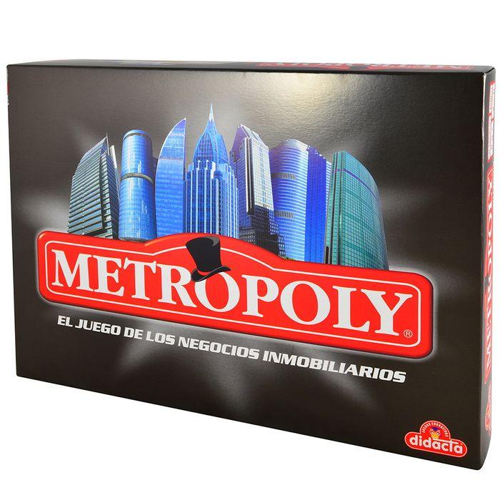 METROPOLY---CJ-1-UN-------------------------------