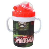 VASO-SORBITO-350ML-SPIDERMAN----------------------