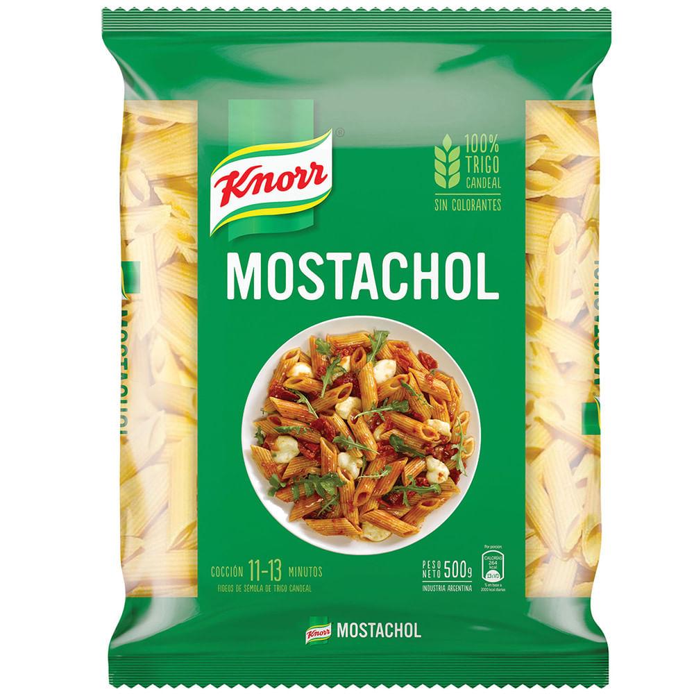 Fideo Knorr mostachol 500 grs