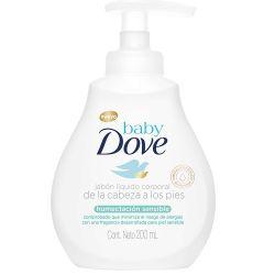 Jabon-Liquido-DOVE-Baby-Hidratacion---Sensible-200-ml