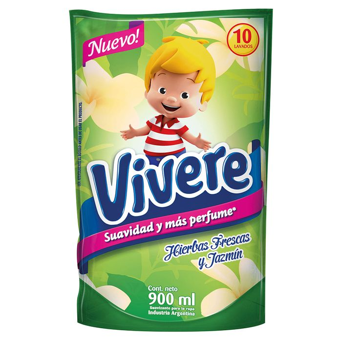 Suavizante-VIVERE-Hierbas-Frescas-y-Jazmin-900-ml