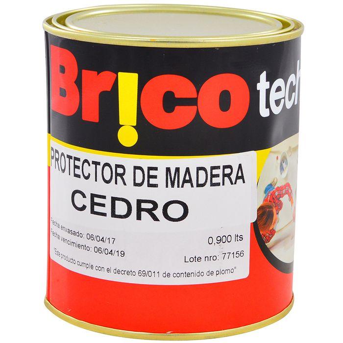 Protector-de-madera-BRiCO-TECH-Color-caoba-natural-nogal-o-cedro