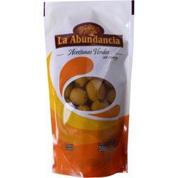 Aceitunas-verdes-LA-ABUNDANCIA-sin-carozo-sachet-170-g