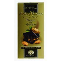 Chocolate-ANTIU-XIXOAN-Negro-con-Almendras-125-g