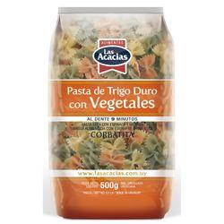 Fideo-Corbatita-con--Vegetales-LAS-ACACIAS-500-g