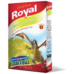 Gelatina-Manzana-verde-ROYAL-8-porciones-cj.-170-g