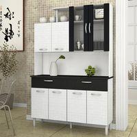 Kit-Mod.-Olimpo-8-puertas-Blanco-negro-122x185x36cm