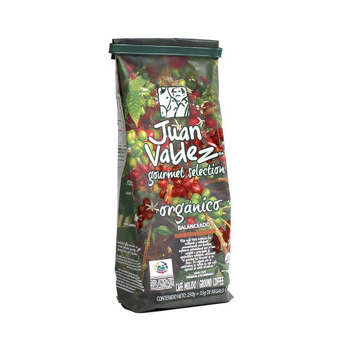 Cafe-Molido-Juan-Valdez-Organico-GOURMET-283-g