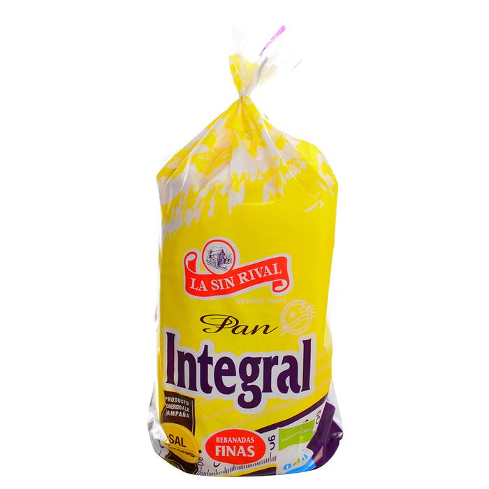 Pan-integral-LA-SIN-RIVAL-390-g