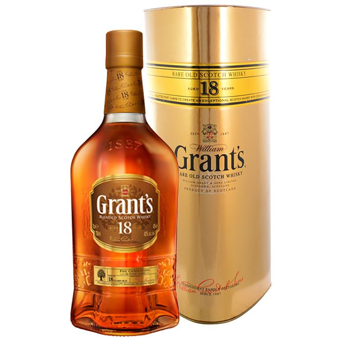 Whisky-Escoces-GRANT-S-18-Años-bt.-700-ml