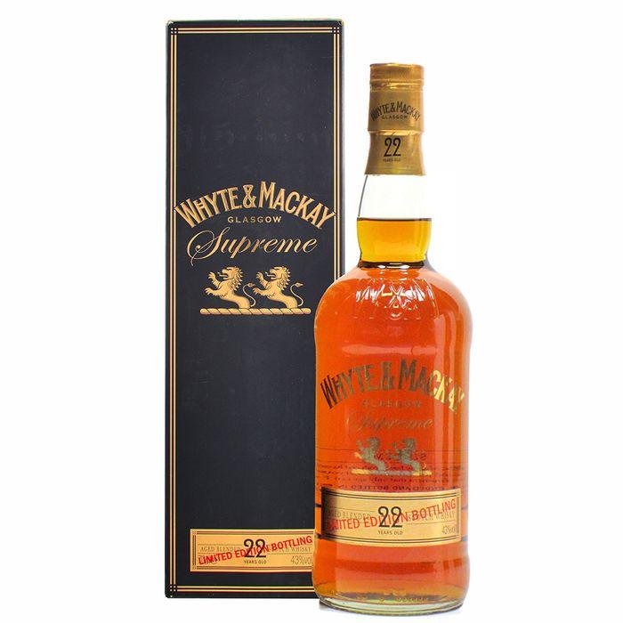 Whisky-Escoces-WHYTE---MACKAY-22-Años