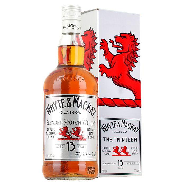 Whisky-Escoces-WHYTE---MACKAY-13-Años