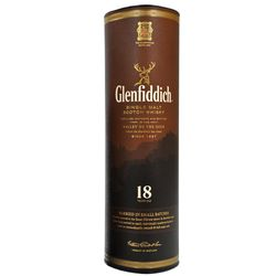 Whisky-Escoces-GLENFIDDICH-18-Años-bt.-700-ml