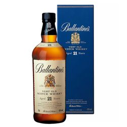 Whisky-Escoces-BALLANTINE-S-21-Años