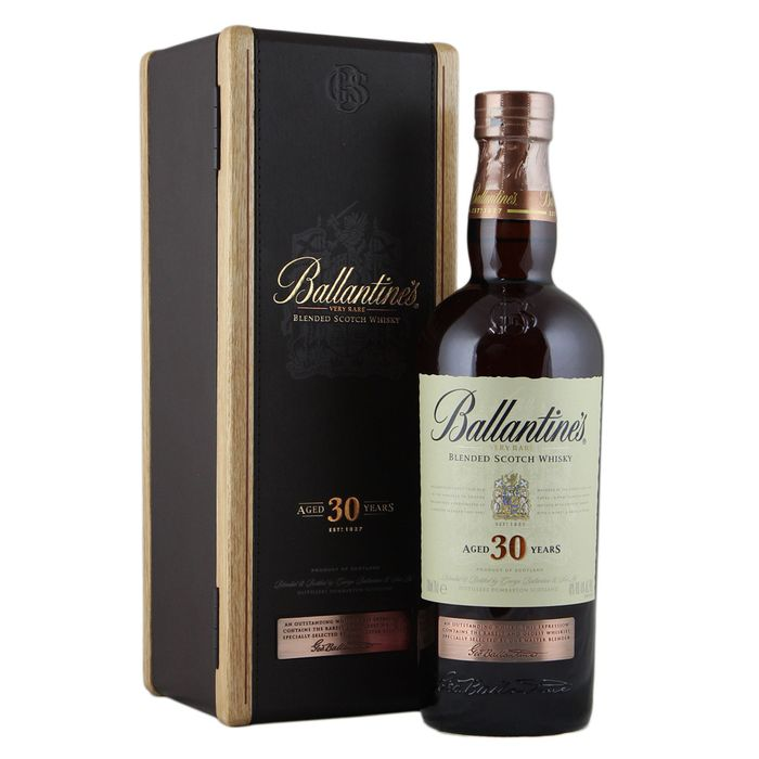Whisky-Escoces-BALLANTINE-S-30-Años-750-ml
