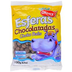 Cereal-GRANIX-Esferas-Chocolate-190-g