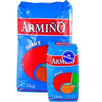 Pack-yerba-ARMIÑO-suave-3kg--500g-de-regalo