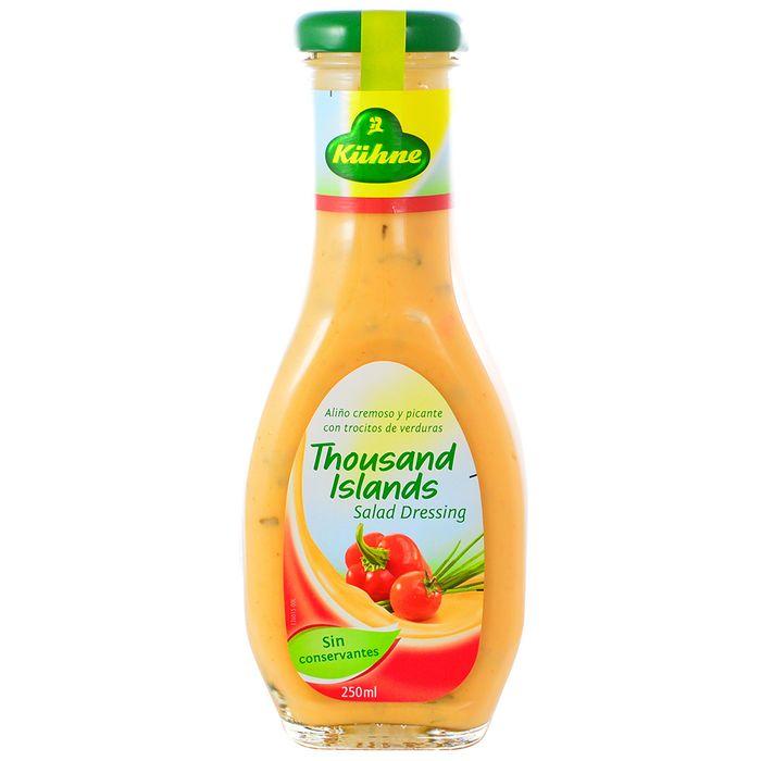 Salsa-Thousand-Island-Salatfix-KUHNE-fco.-250-ml