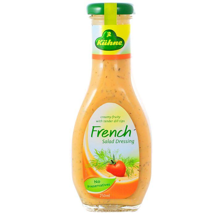 Salsa-French-Salatfix-KUHNE-fco.-250-ml