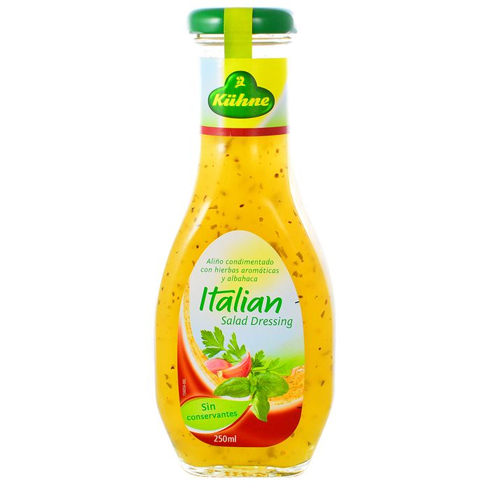 Salsa-Italiana-Salatfix-KUHNE-fco.-250-ml