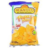 Papas-Fritas-sin-sal-MANOLO-120-g